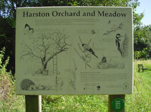 Harston Community Orchard