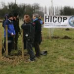 The HICOP banner
