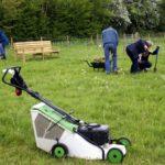 The HICOP lawnmower